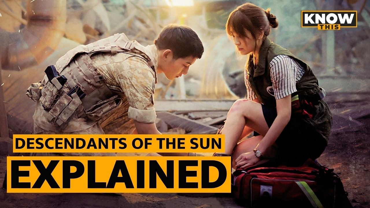 SERIES EXPLAINED: DESCENDANTS OF THE SUN | SONG JOONG-KI | KNOW THIS