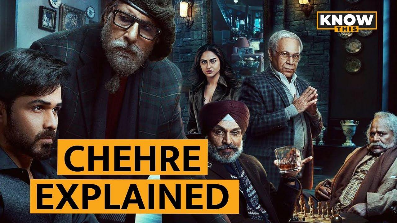 HINDI MOVIE EXPLAINED: CHEHRE | AMITABH BACHCHAN | EMRAAN HASHMI | KNOW THIS