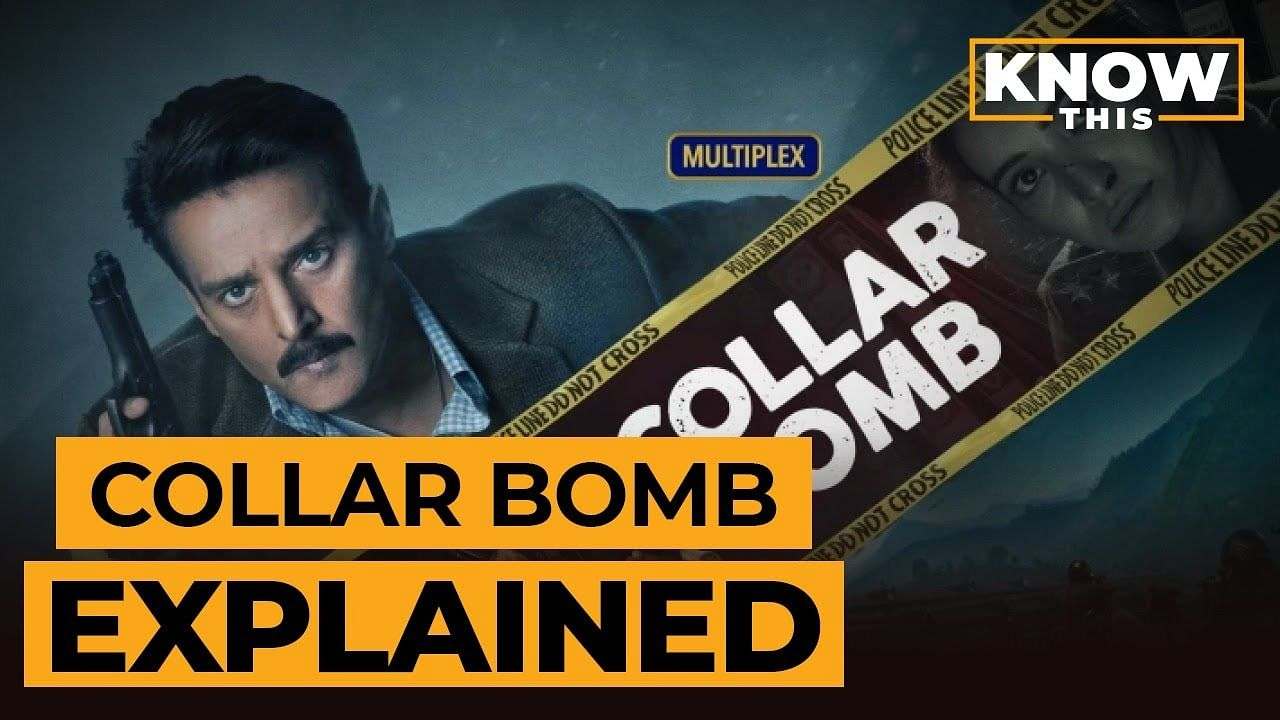 HINDI MOVIE EXPLAINED: COLLAR BOMB | JIMMY SHERGILL | ASHA NEGI | KNOW THIS