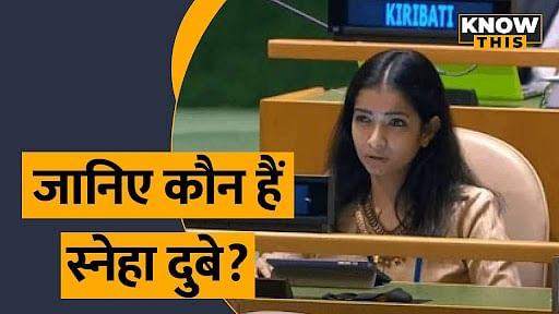 KNOW THIS: Sneha Dubey जिनके तीखे बोल से तिलमिलाया पाकिस्तान